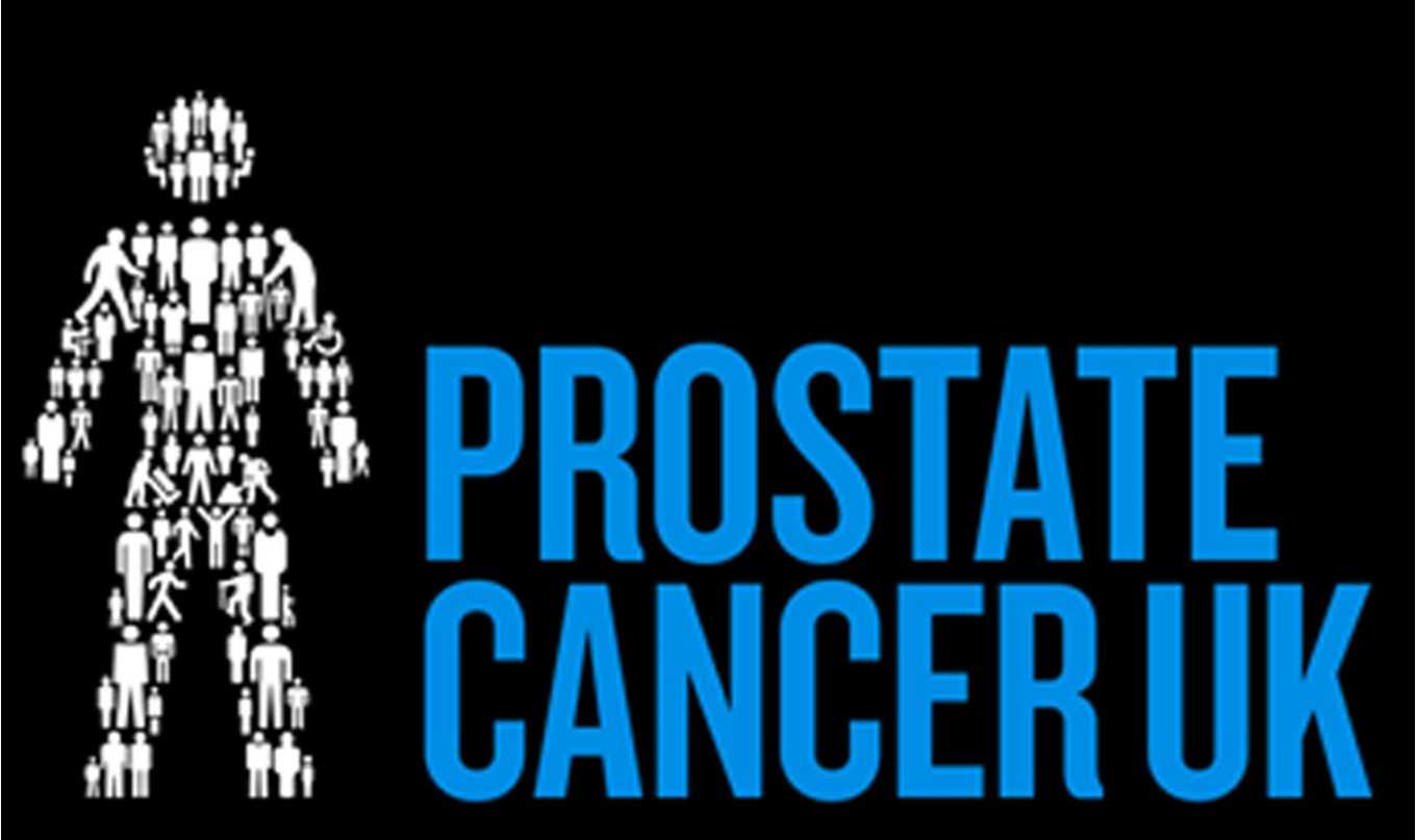 OFFICIAL MEN UNITED PROSTATE CANCER UK CHARITY PIN BADGE NEW!