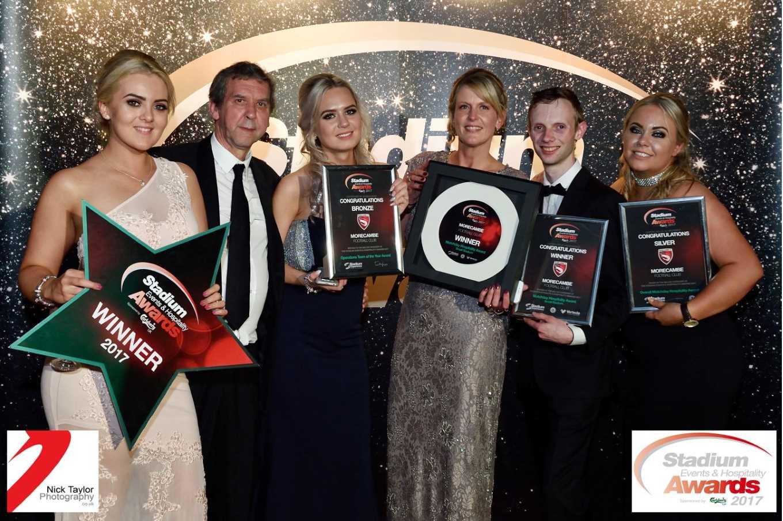 Hospitality Award - News - Morecambe