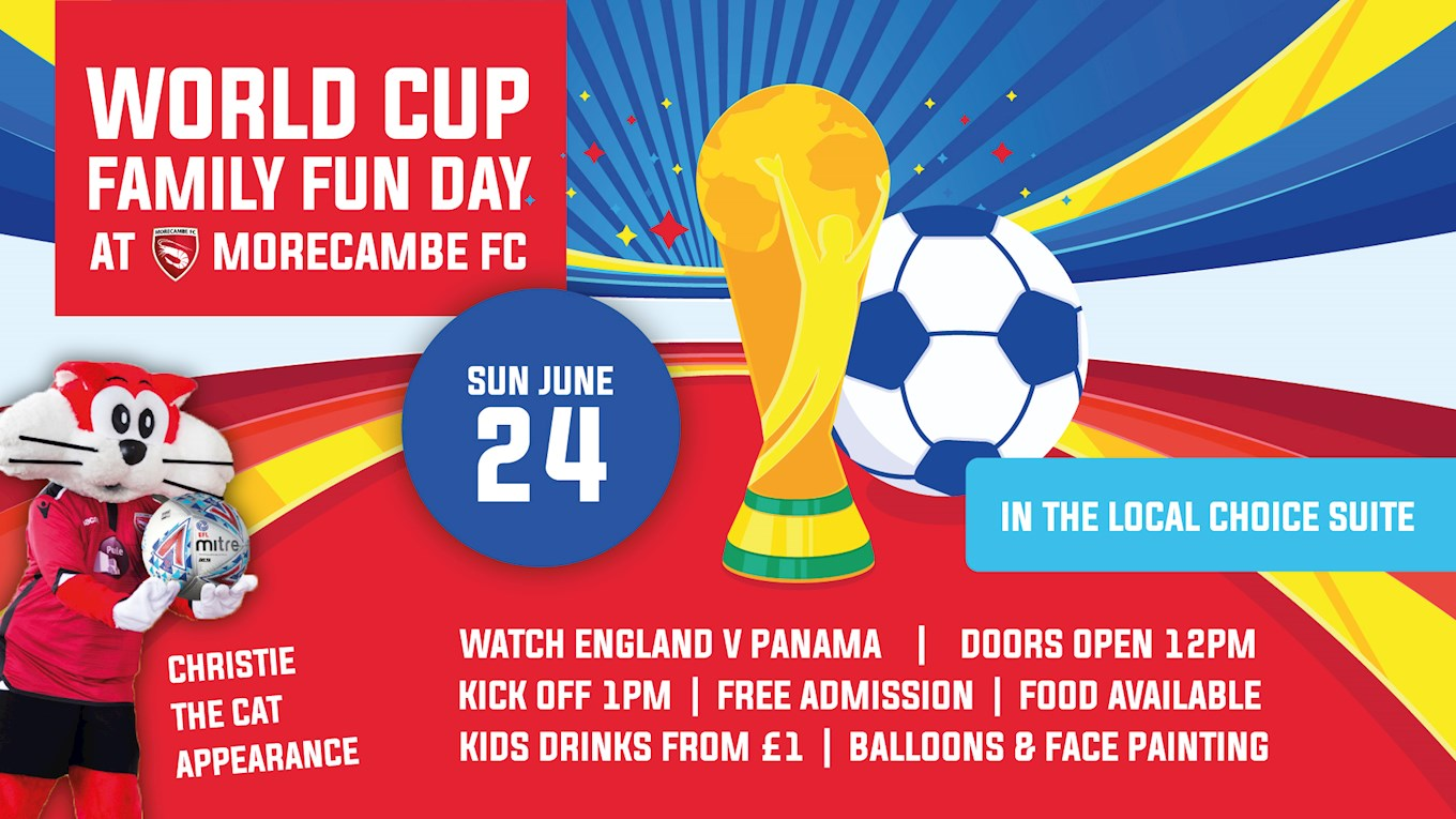 WORLD CUP FAMILY FUN