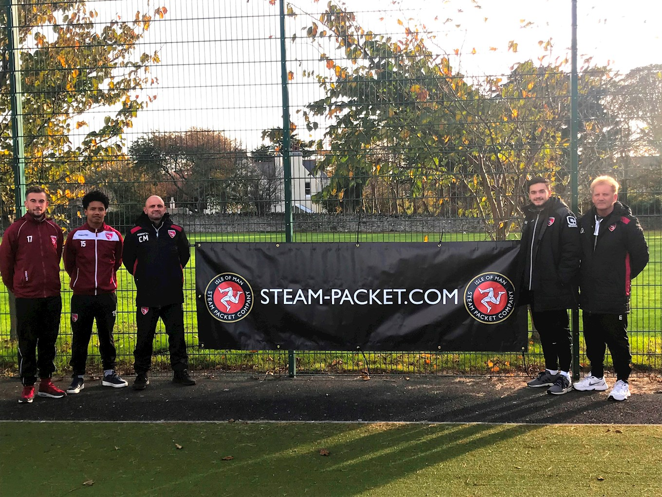 MFC Academy coaches