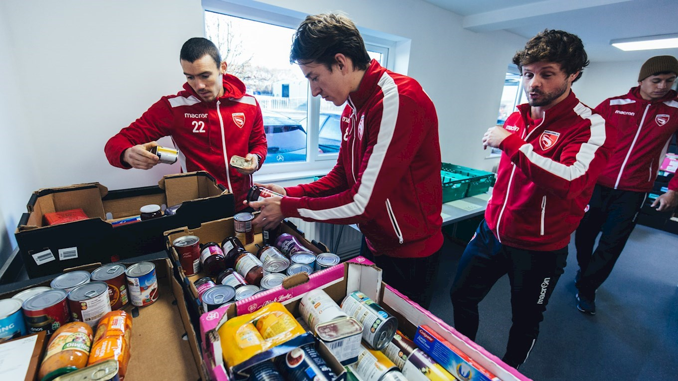 Players Contribute In Buildup To Bring A Tin News