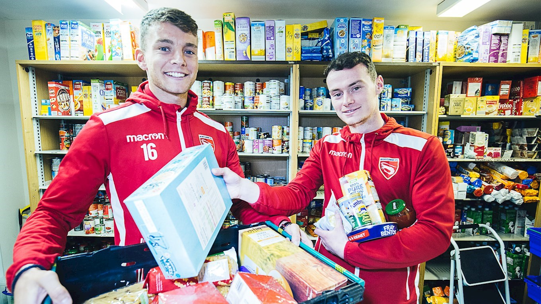 Foodbank Appeal News Morecambe