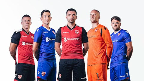 2018/19 Replica Kit Now Available